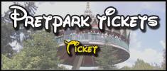 Pretpark tickets met korting